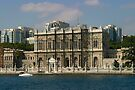 Dolmabahce Palace by Jens Helmstedt