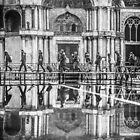 Reflections of San Marco by Andy Parker