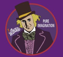 Willy Wonka by kingUgo