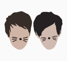 Dan Howell and Phil Lester (without text) by ElinCST