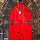 The Red Door by Grinch/R. Pross