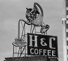 H & C Coffee by Frank Romeo