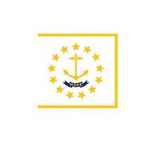 Smartphone Case - State Flag of Rhode Island II by Mark Podger