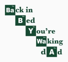 Baby + Waa = Waking Dad by Lilterra