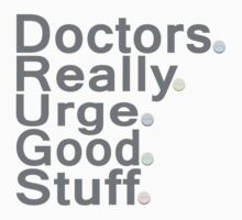 Doctors Really Urge Good Stuff by FireFoxxy