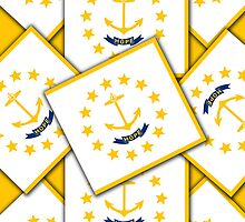 Smartphone Case - State Flag of Rhode Island VI by Mark Podger