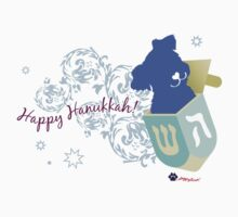 Happy Hanukkah! 2 by doggyline