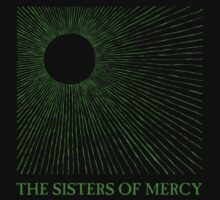 The Sisters Of Mercy - Temple of Love (1983 Single Design) by James Ferguson - Darkinc1