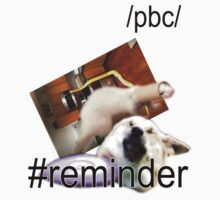 PBC #reminder collage by Joseph Michael