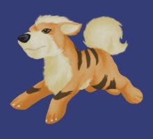 Growlithe, I choose you! by MakoExplosion