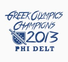 Greek Olympic Champions by LG3Graphics