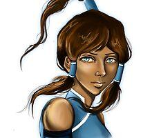Avatar Korra by InsaneAsylum