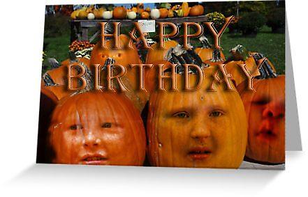 Happy Birthday for Oct by vigor