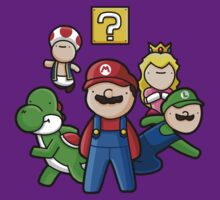 Mario World by Mattmadeacomic