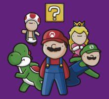 Mario World by Mattmadeacomic