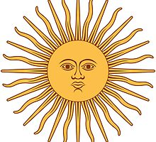 Argentina Sun of May  by abbeyz71