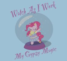 Watch As I Work My Gypsy Magic! by Warhead955