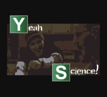 Jesse Pinkman - Yeah Science! by ChrisButler