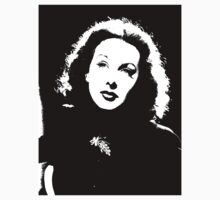 Hedy Lamarr Is A Widow by Museenglish
