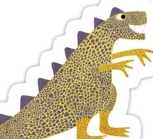 Not a very scary dinosaur Sticker