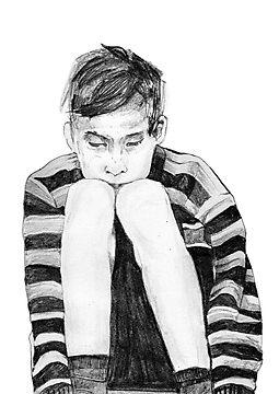 Sad Boy  by JoshuaGoymer