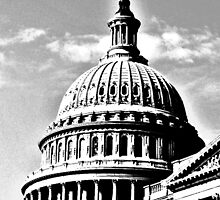 Capitol Building by GivenToArt