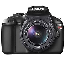 Best Review Canon EOS 1100D SLR Kit (EF S18-55 IS II) by SumanPanwar