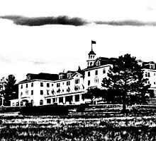 The Stanley Hotel  by GivenToArt