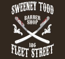 Sweeney Todd by khopwood