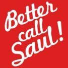 Better Call Saul! #2 by akucita