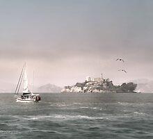 Alcatraz by John Poon