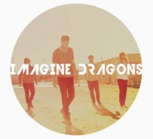 Imagine Dragons by davelizewski