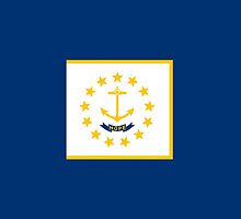 Smartphone Case - State Flag of Rhode Island VII by Mark Podger