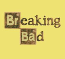 Hand Drawn Breaking Bad Logo by elPotto
