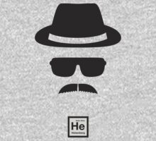Heisenberg Face by elPotto
