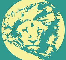 LION EYE by SketchBeingArt