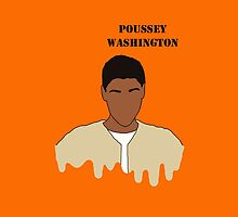 Poussey Washington by theleafygirl
