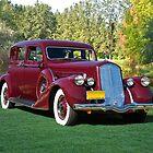 1936 Pierce-Arrow 1601 Sedan by DaveKoontz