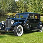 1933 Packard Sedan by DaveKoontz