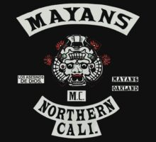 Mayans Sons Of Anarchy by Nasherr
