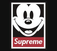 Mickey Mouse Supreme by DreamClothing