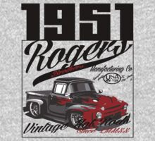 1951 car by rogers brothers by usanewyork