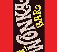 Wonka Bar by Crystal Friedman