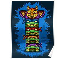 Totem-lly Radical Poster