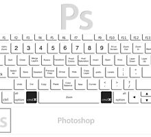 Photoshop Keyboard Shortcuts Cmd by Skwisgaar
