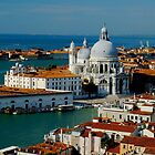 Venice from above by supergold