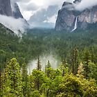 Tunnel View at it's Best by Barbara Burkhardt