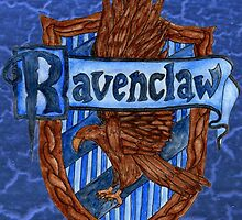 Ravenclaw House Crest by ChrisNeal