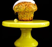 Lemon Cupcake by David Mellor