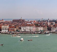 Venice Panorama by Adrian Alford Photography